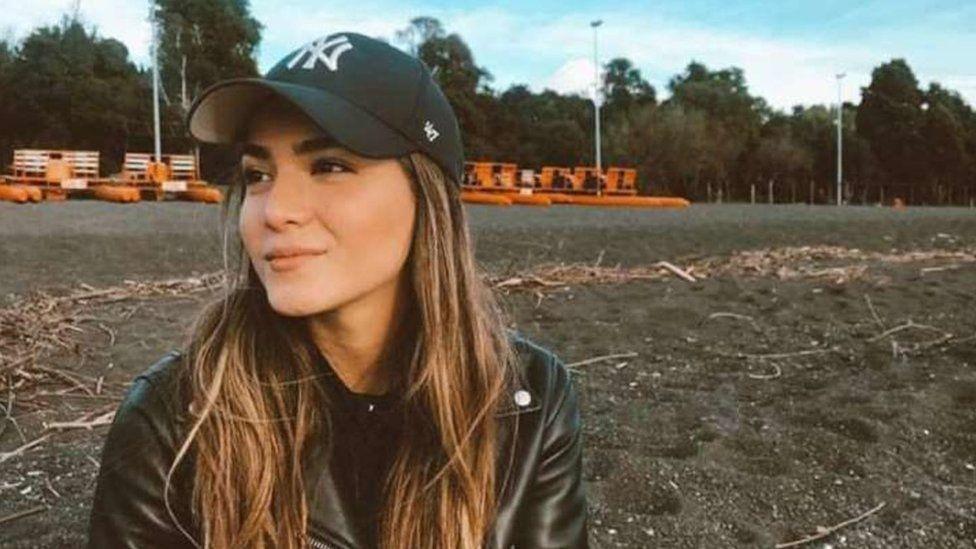 Antonia Barra: el caso de la joven de 21 años que se suicidó tras ser  violada que estremece a Chile - BBC News Mundo