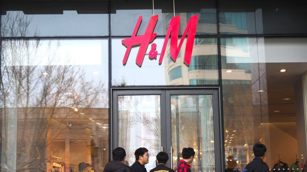 H&M is one of several global brands targeted