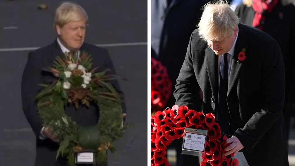 BBC apologises for using wrong Remembrance Sunday clip