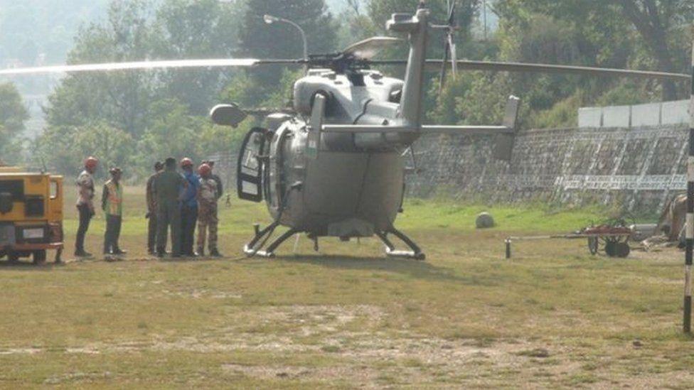 L'Inde sur les traces des corps des alpinistes disparus