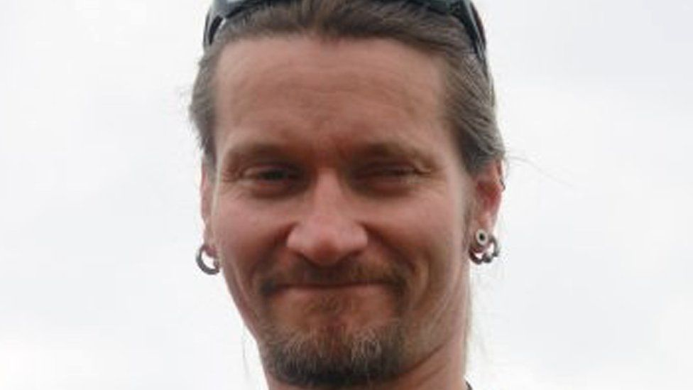 Former undercover police officer Mark Kennedy, who spent seven years living as environmental activist