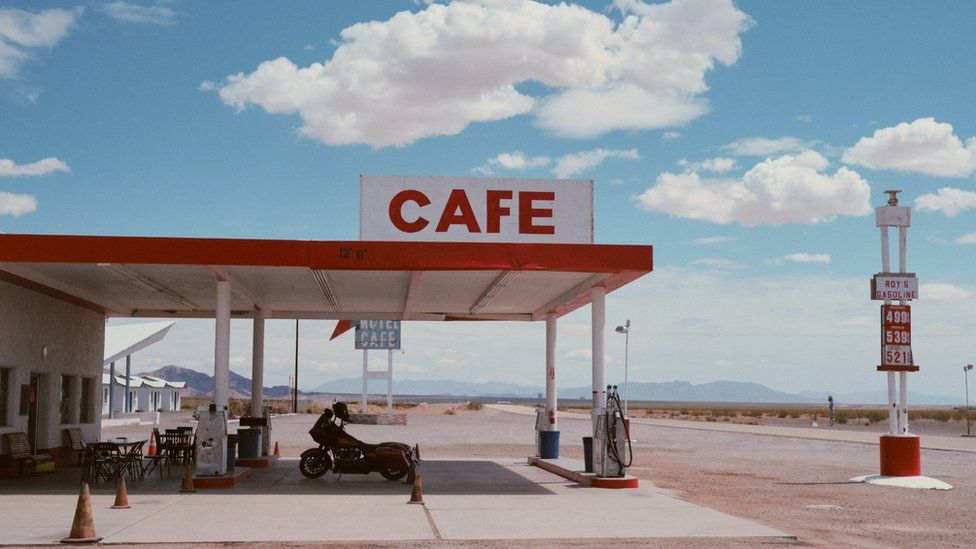 Nevada gas station