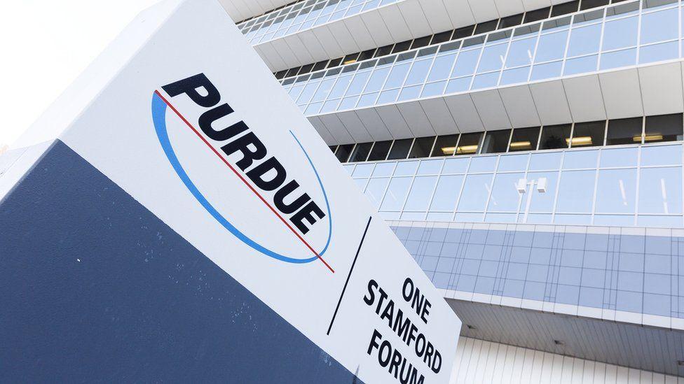 Purdue Pharma headquarters