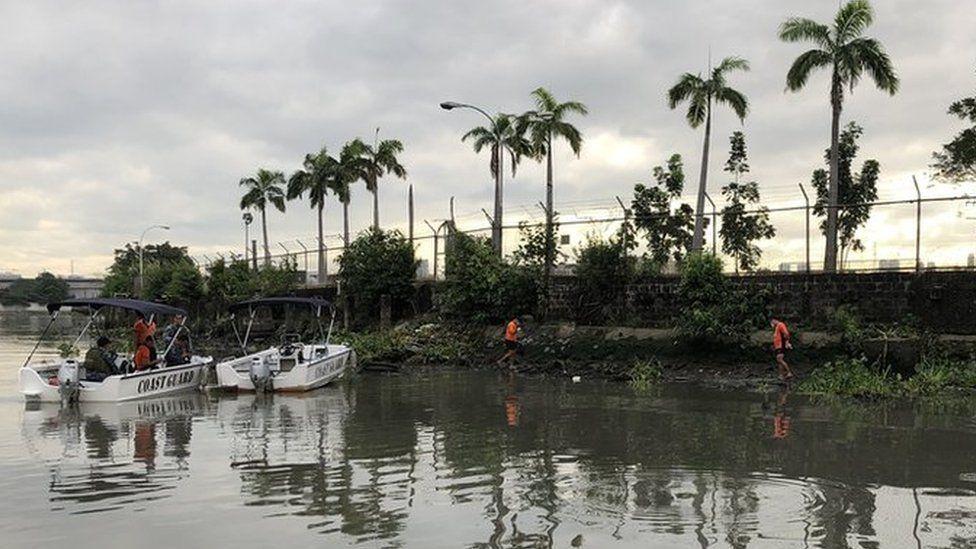Pasig, el río de Manila en el que aparecen cuerpos flotando (y por qué algunos lo vinculan con el polémico presidente filipino Duterte)