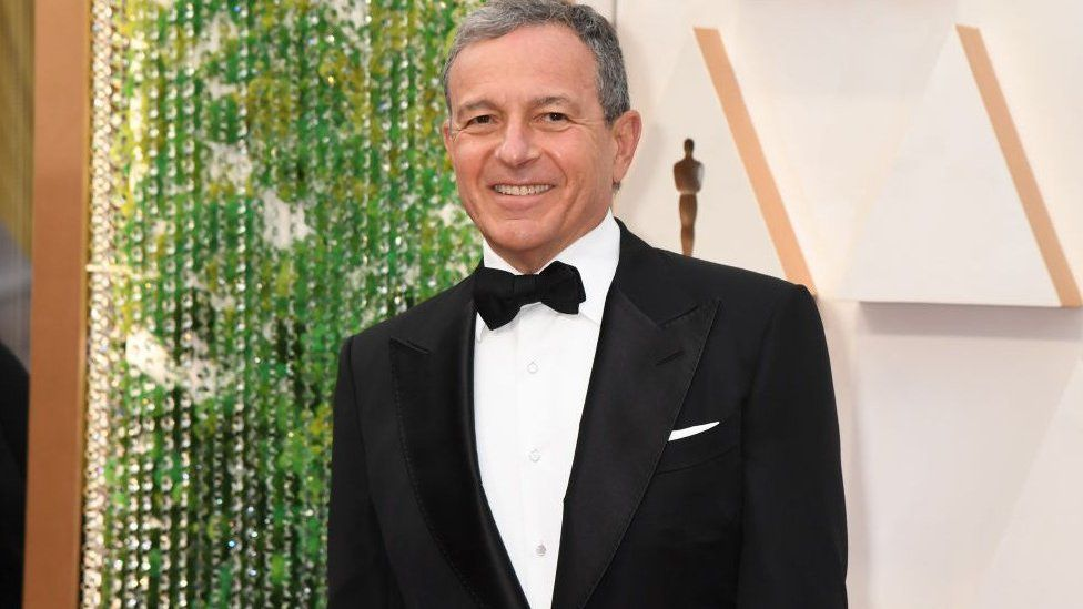 Disney CEO Bob Iger attends the 92nd Annual Academy Awards at Hollywood and Highland on February 09, 2020 in Hollywood, California.