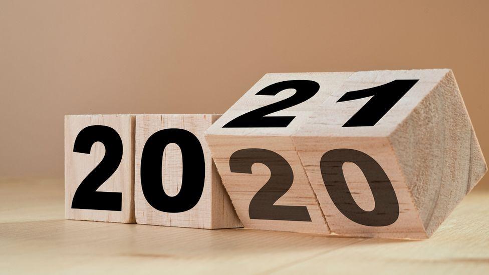 year blocks