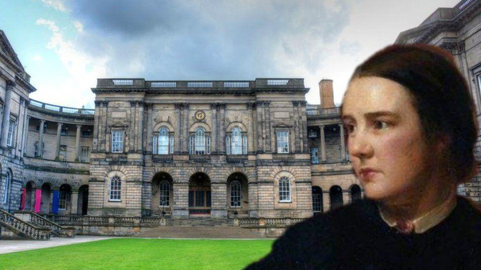 Sophia Jex-Blake/Edinburgh University