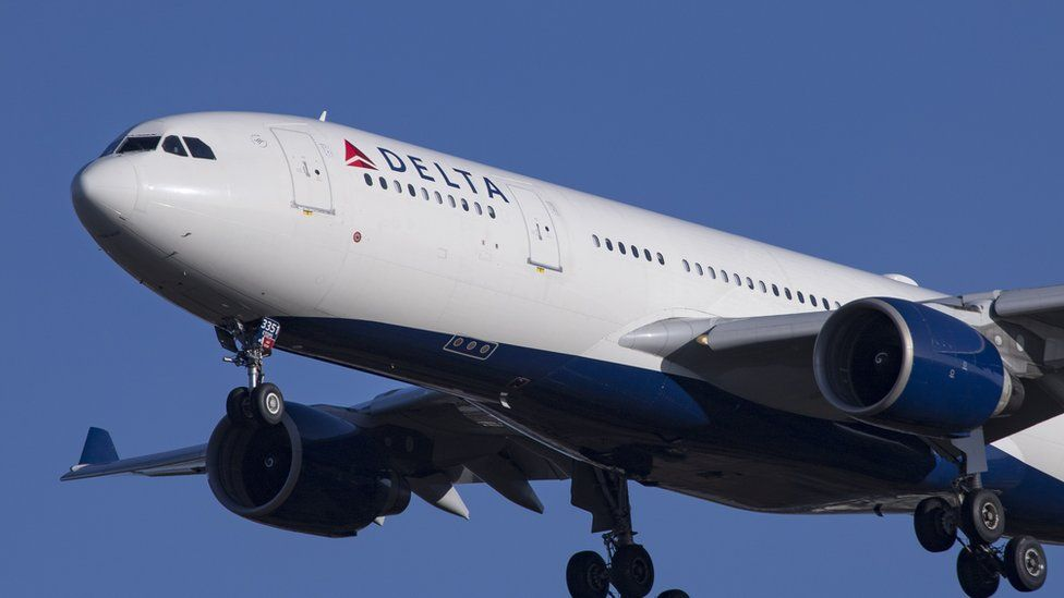 Delta Airlines Airbus A330-200