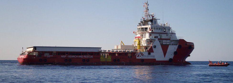 Vos Prudence on the Mediterranean