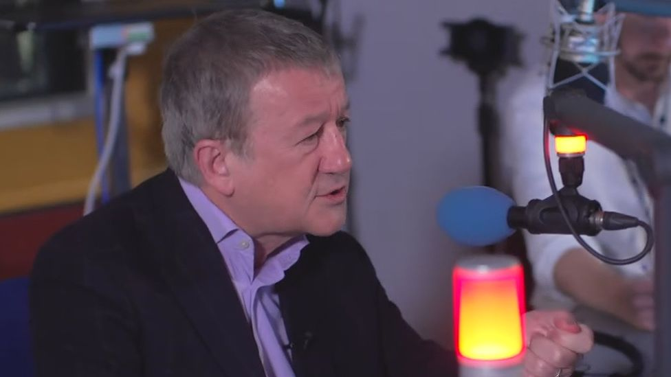 Allan Little has been a BBC journalist for more than 30 years