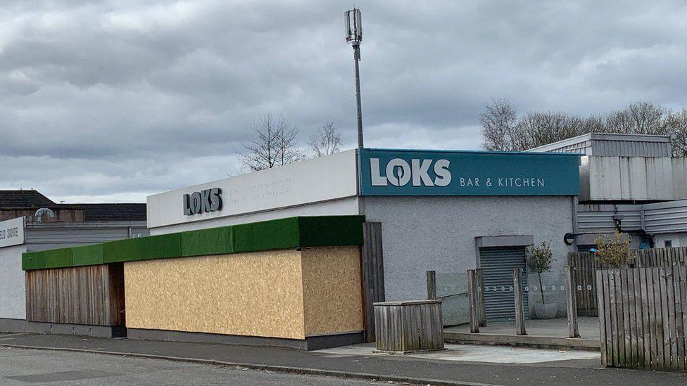 Loks in Glasgow
