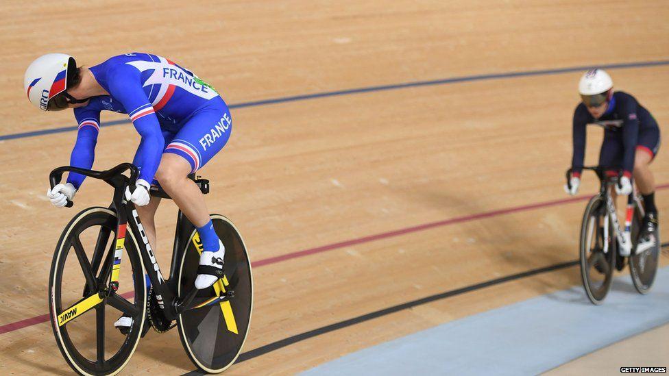Resultado de imagen para el ciclista velocista atletismo