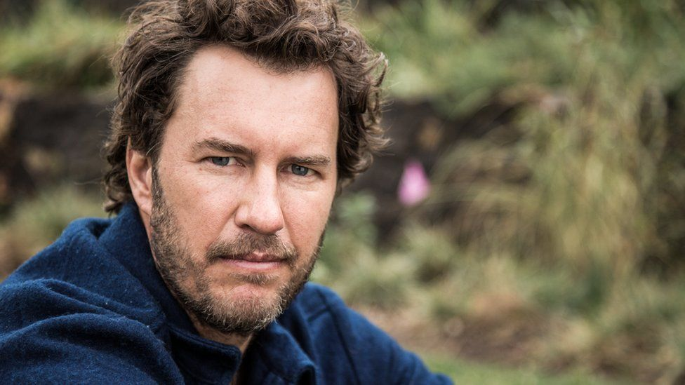 Toms' founder and boss, Blake Mycoskie