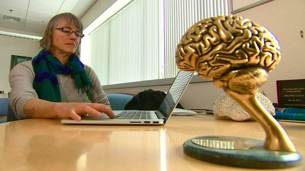 Prof Nancy Kanwisher