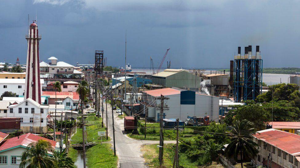 Georgetown Guyana