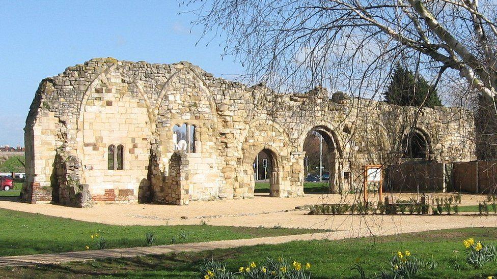 St Oswald's, Gloucester
