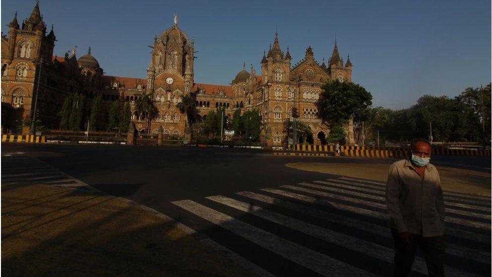 Mumbai (formerly known as Bombay)