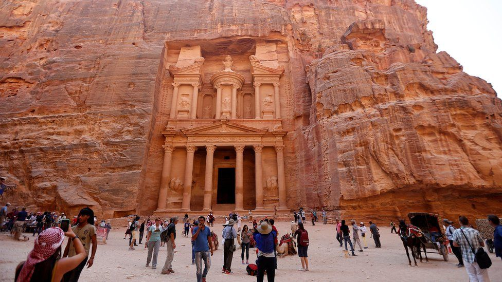 File image of Petra