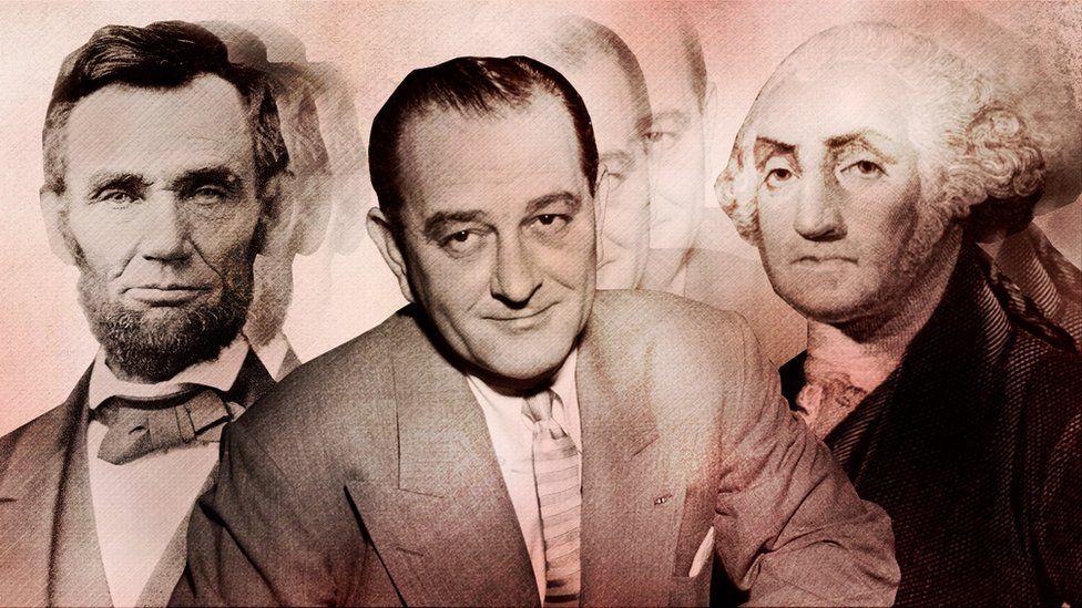 """La historia de los problemas mentales que sufrieron los presidentes de Estados Unidos (y por qué Trump no es el primero al que califican de """"lunático"""")"""