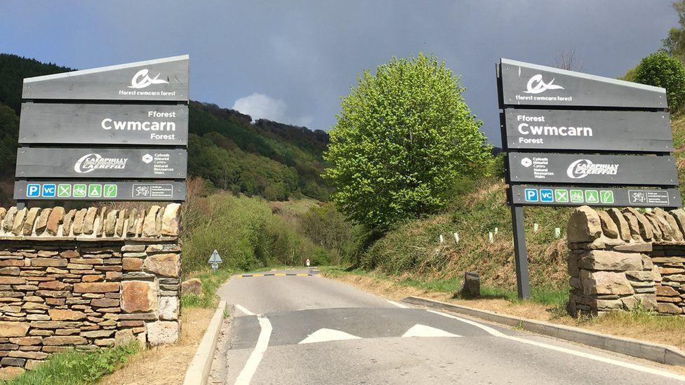 Cwmcarn Forest Drive