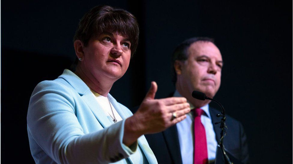Arlene Foster's leadership of DUP could be coming to end