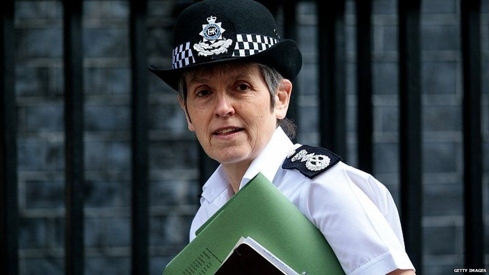 Threats to MPs at 'unprecedented' levels, says Met chief