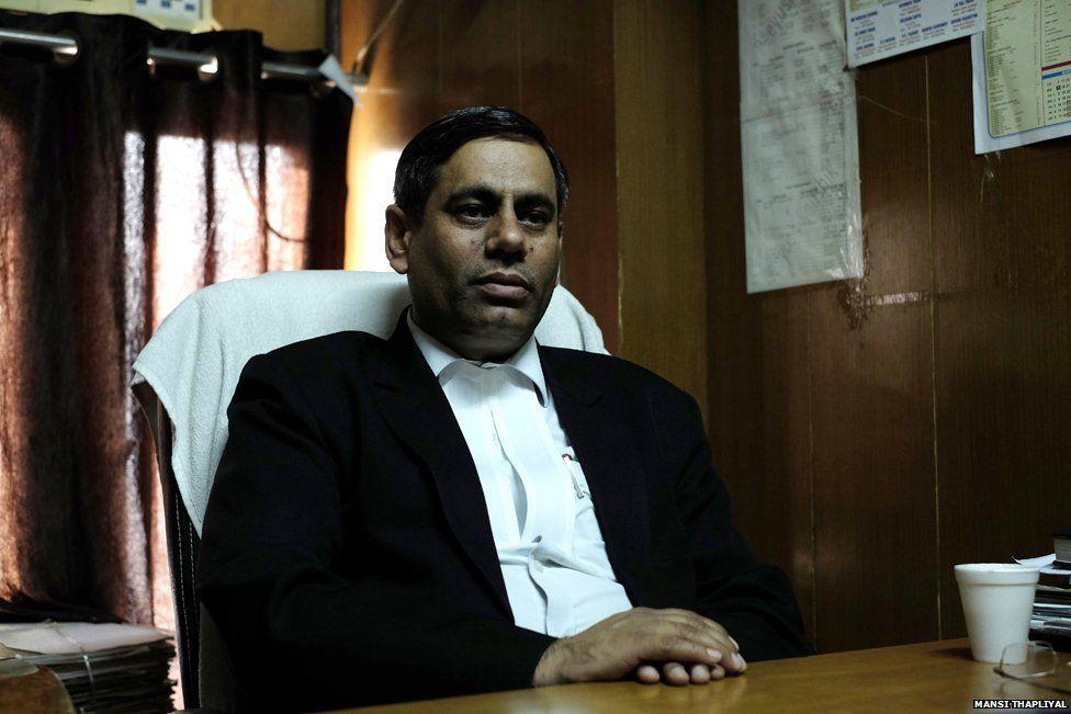 Lawyer Vinay Sharma