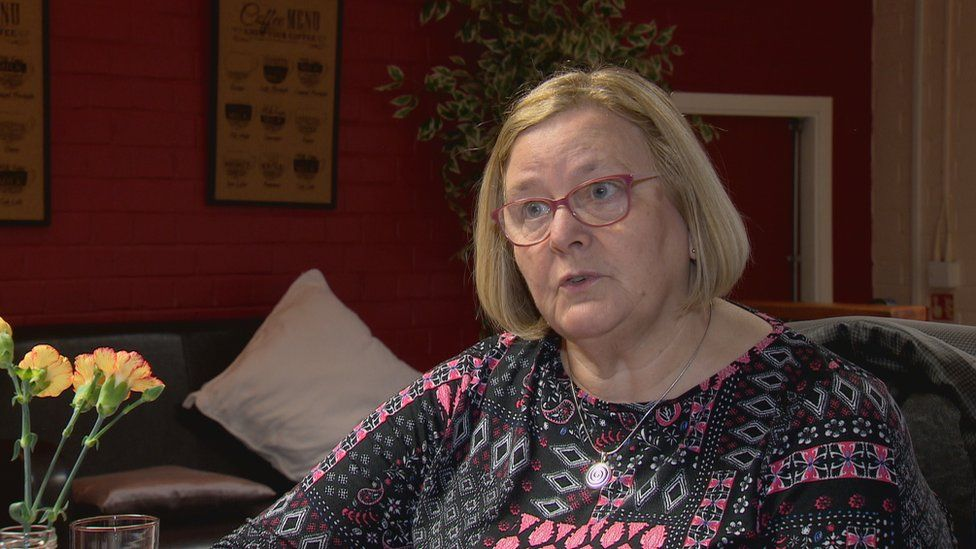 Liz Millar says she is in financial difficulty because of the change