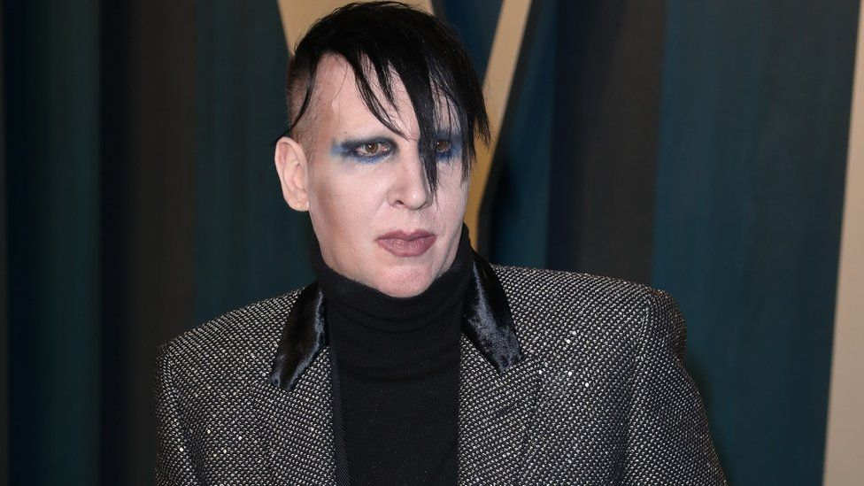 Marilyn Manson on abuse allegations: 'Horrible distortions of reality'