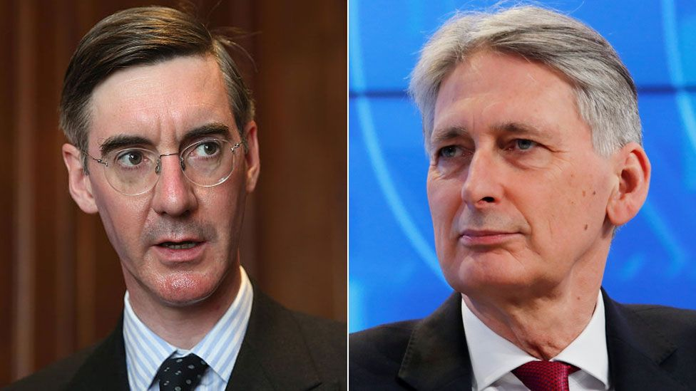 Rees-Mogg and Hammond