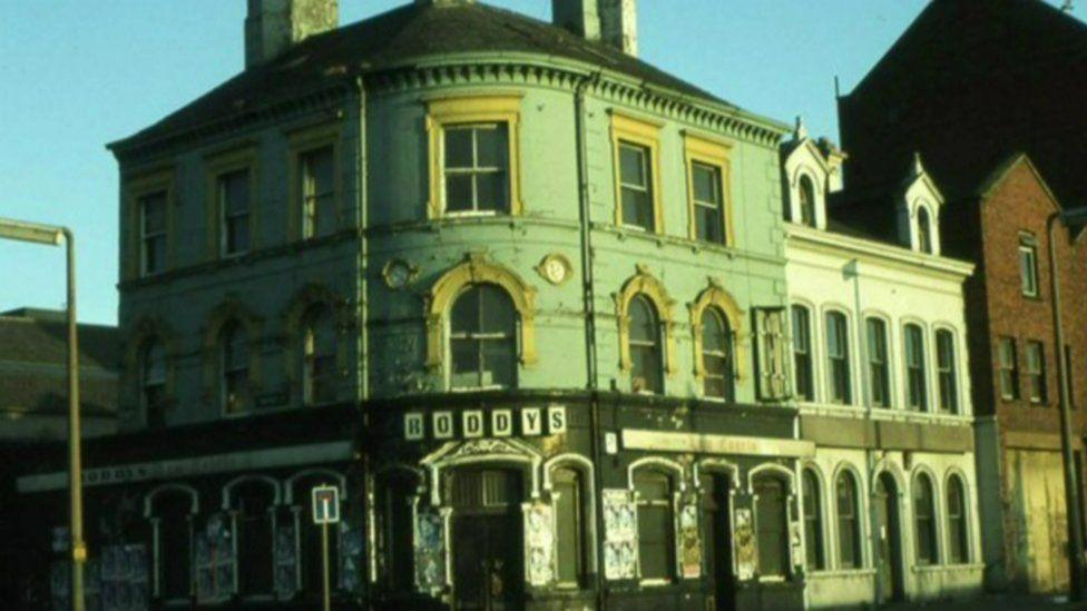 Three RIC officers were shot dead in Roddy's pub