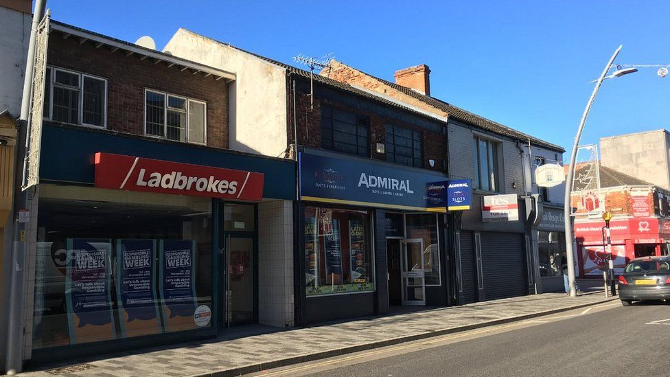 Grimsby street