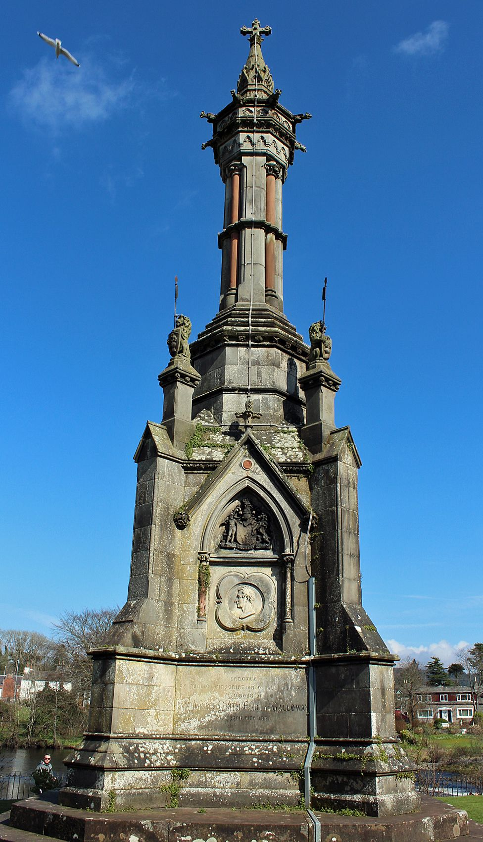 Earl of Galloway monument