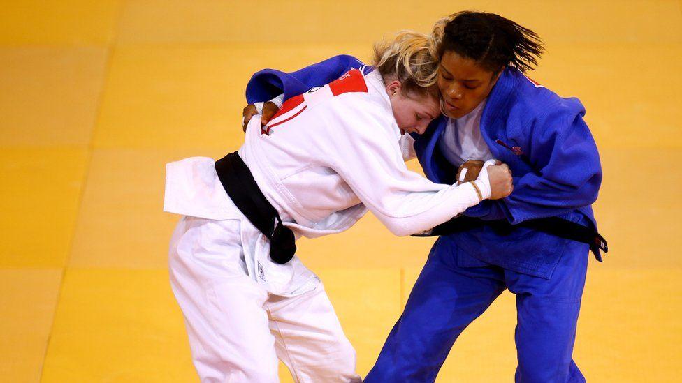 Stephanie Judo