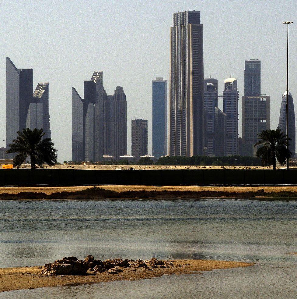 Ras Al Khor Wildlife Sanctuary in Dubai