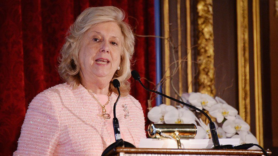 Author Linda Fairstein attends the Twelfth Annual Authors In Kind Literary Luncheon in New York City in 2015