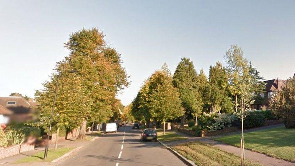 Lancaster Avenue, Barnet, north London