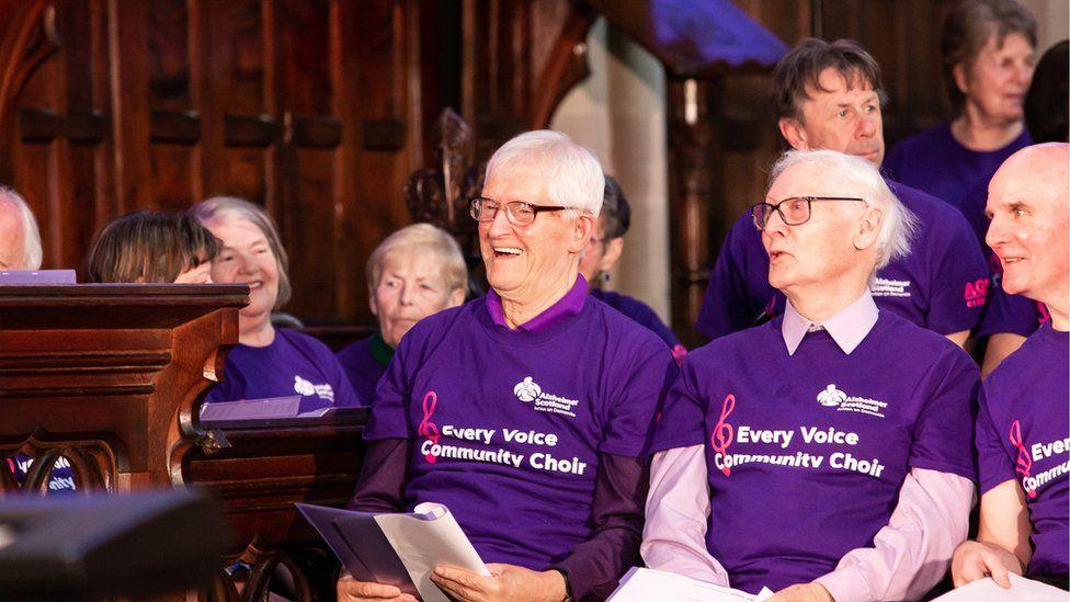 Scottish Ballet and Alzheimer Scotland's Every Voice Choir perform Wish 3. Credit Sally Jubb (12).JPG