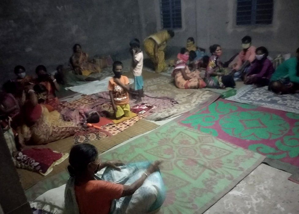WEST BENGAL CYCLONE SHELTER