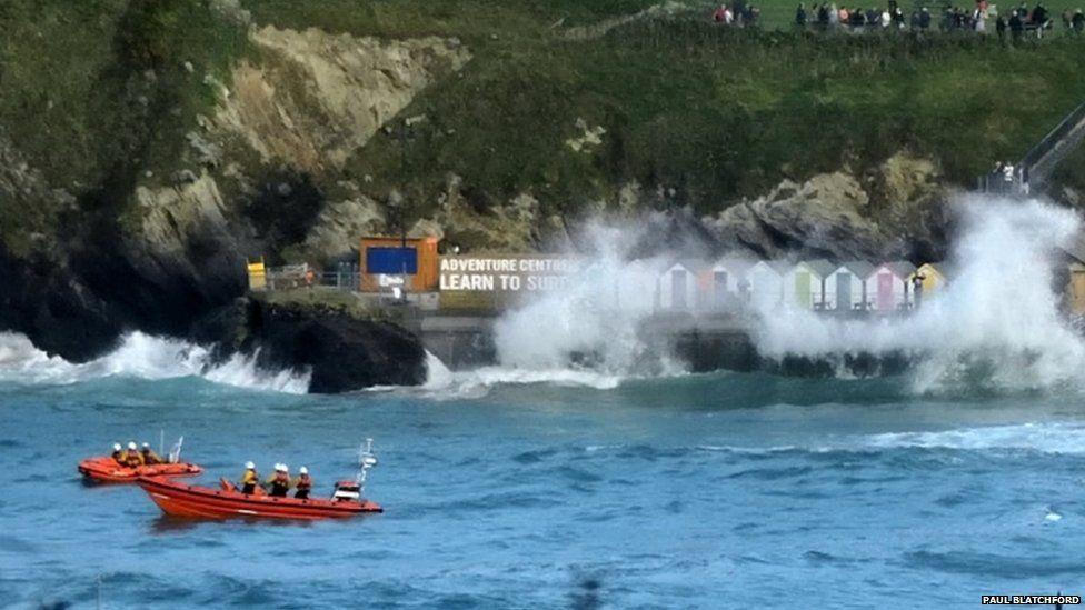 Rescue Newquay