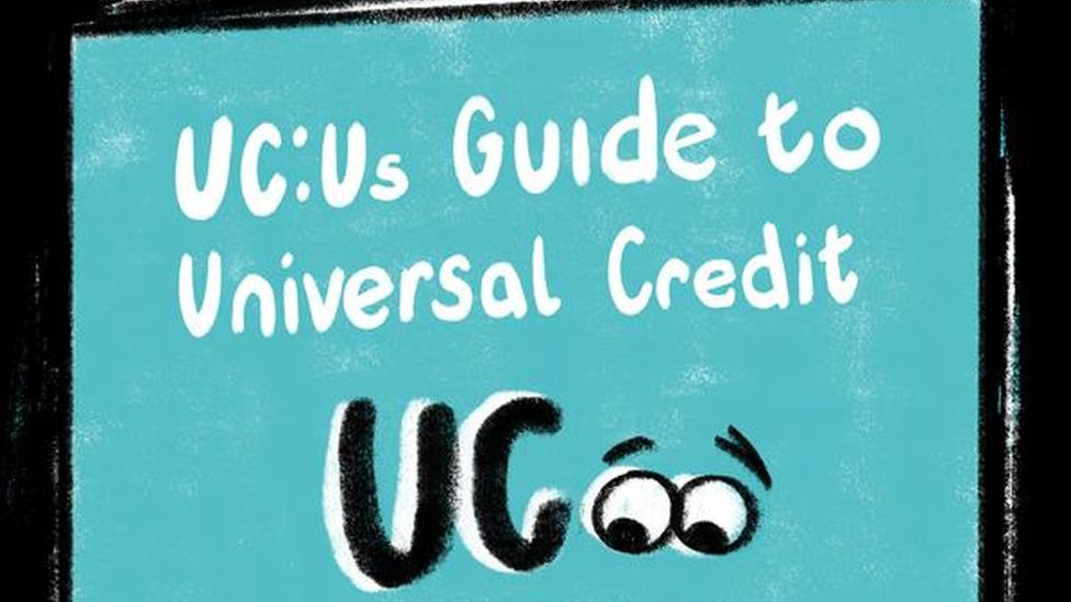 Cover of UC:Us guide to universal credit