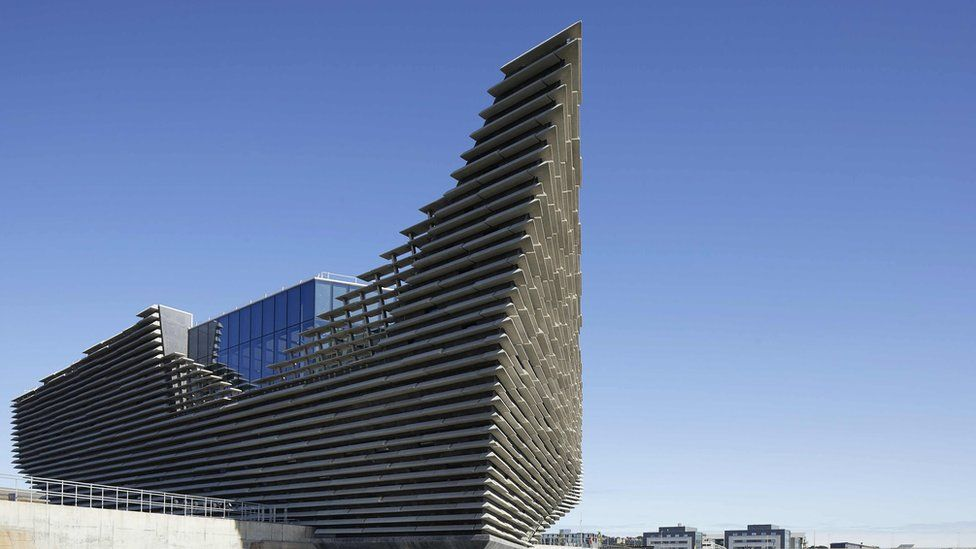 The new V&A has got people taking notice of Dundee again