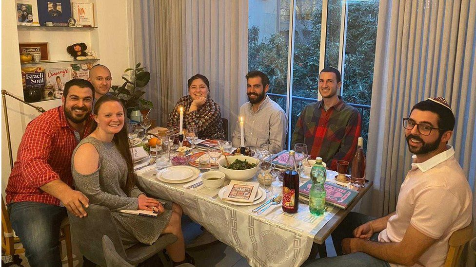 Adam's Passover Seder