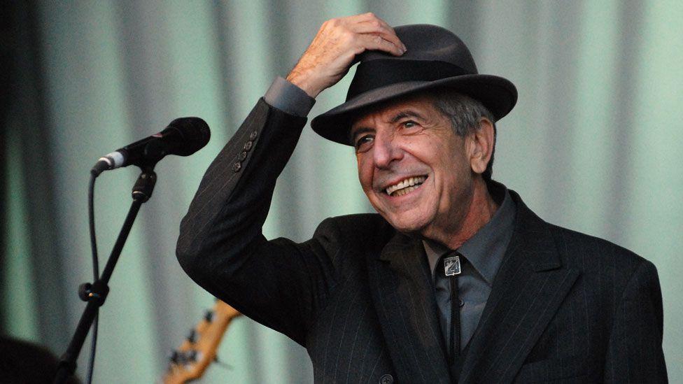 Leonard Cohen love letters fetch $876,000 at auction
