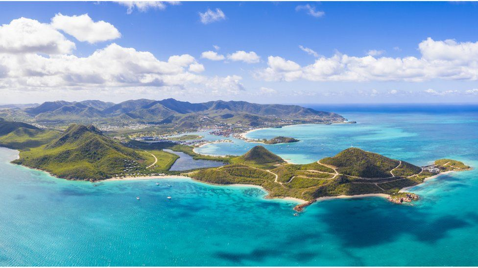 Antigua is another popular destination