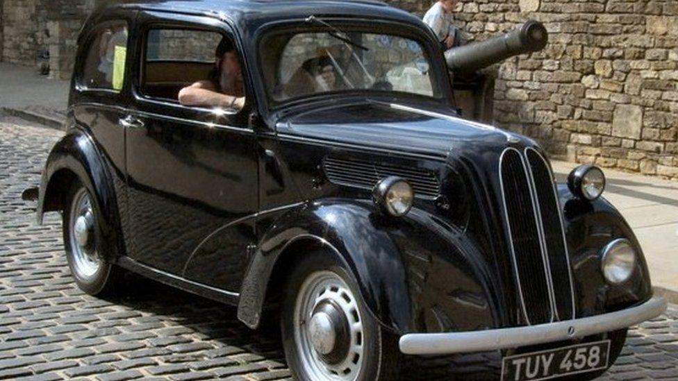 Ford Popular car