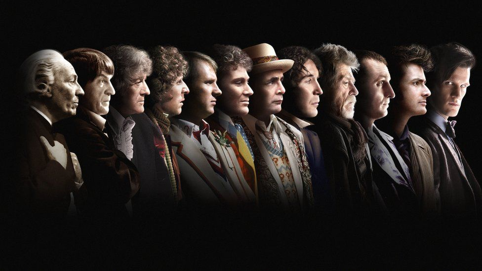 Promotional image for The Day of the Doctor