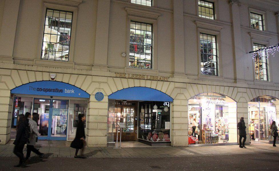 Leeds Library external