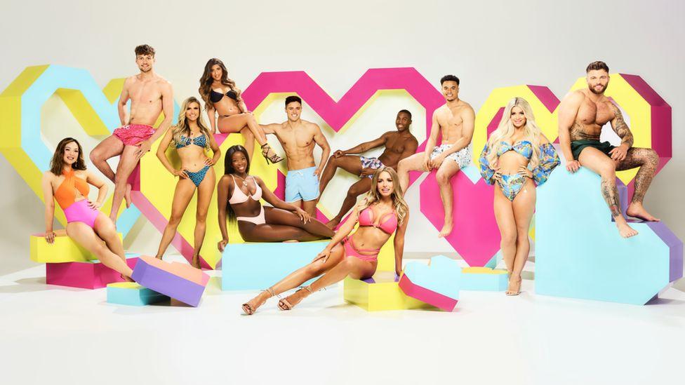 Love Island contestants 2021