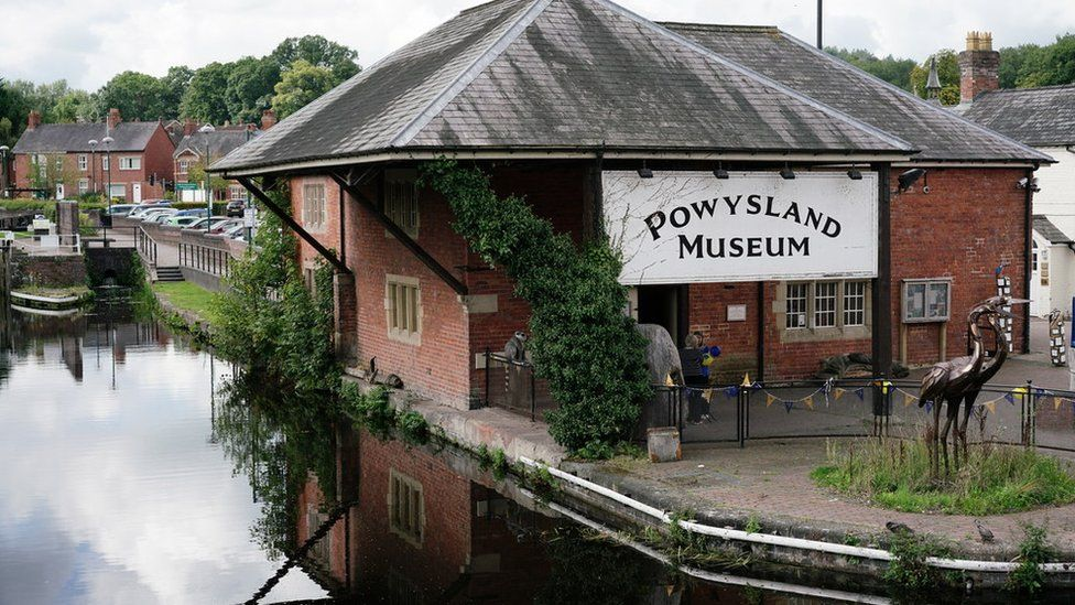 Powysland Museum in Welshpool
